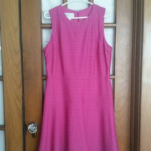 Donna Morgan Fit and Flare Dress Size 14